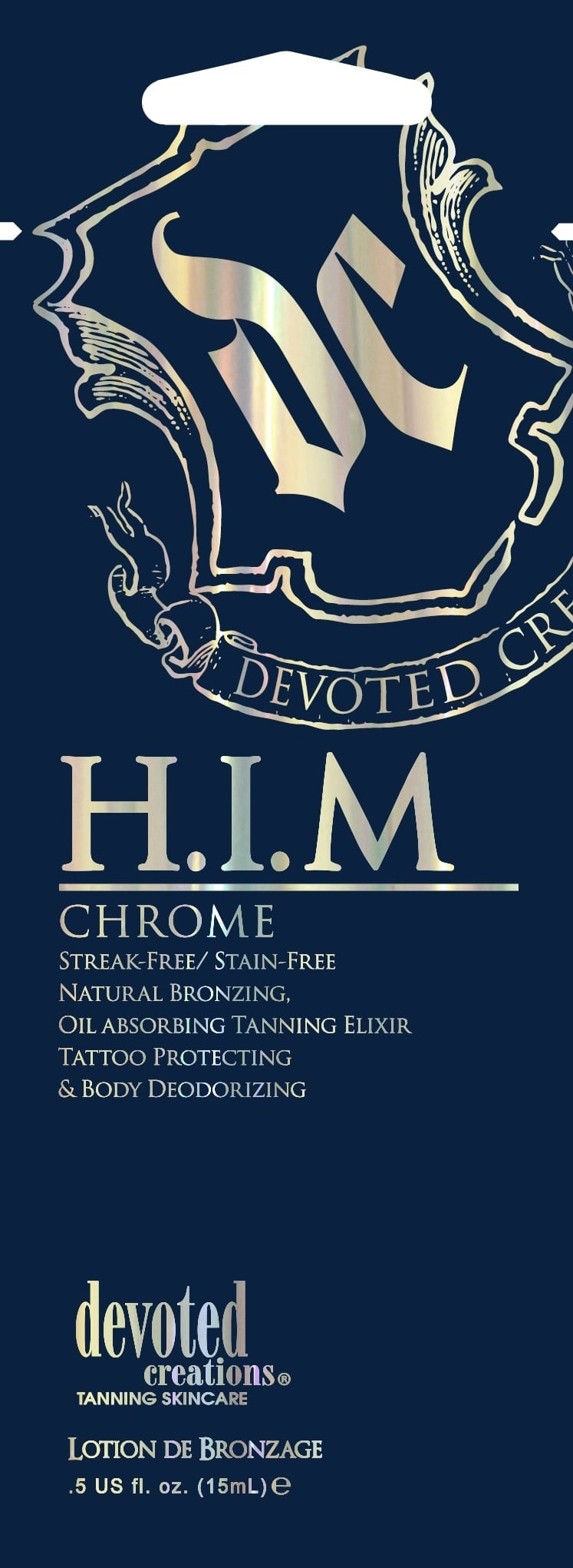HIM Chrome™ Sample