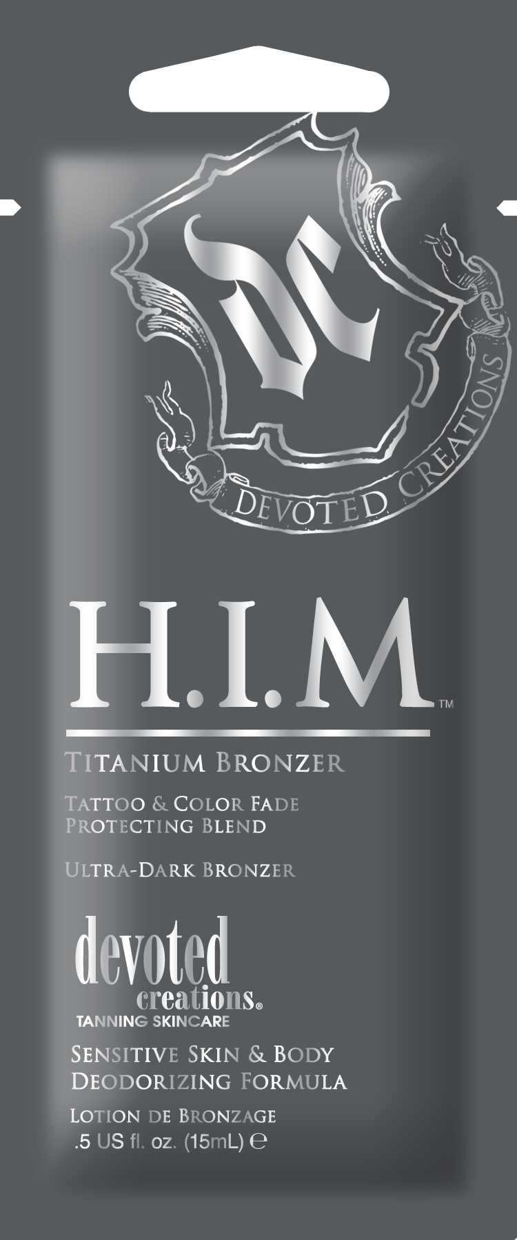 HIM Titanium Bronzer™ Sample