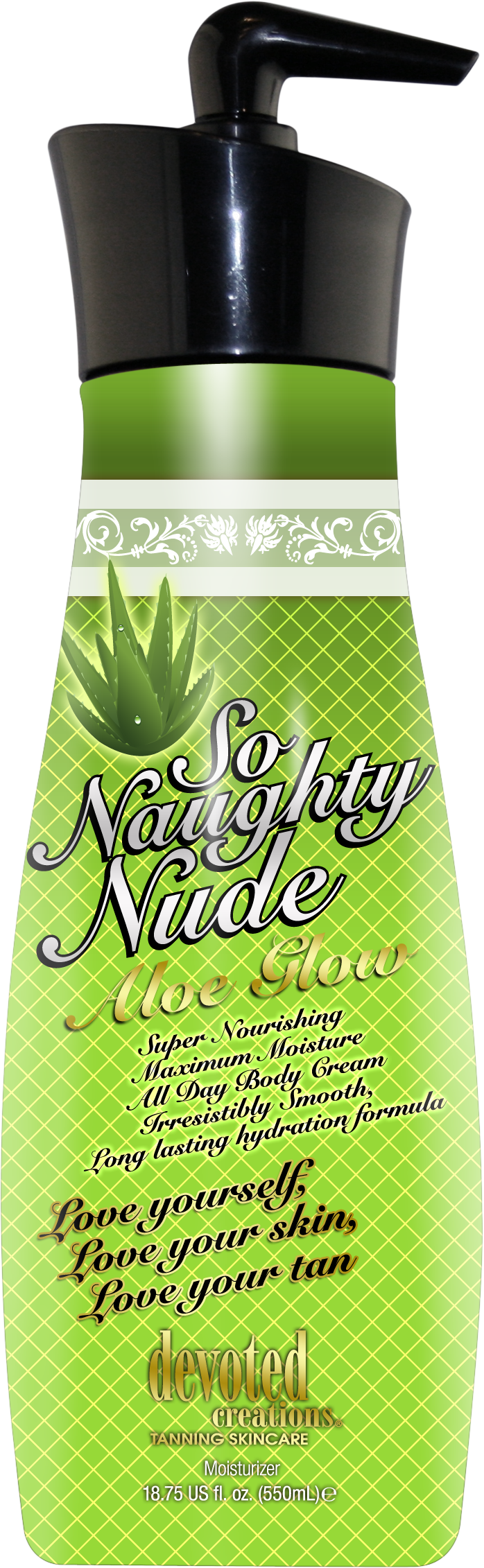 So Naughty Nude Aloe Glow™